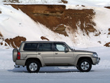 Nissan Patrol 5-door (Y61) 2004–10 wallpapers