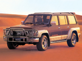 Photos of Nissan Patrol GR 5-door (Y60) 1987–97