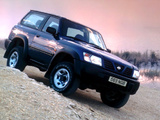 Photos of Nissan Patrol GR 3-door (Y61) 1997–2001