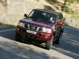 Photos of Nissan Patrol 5-door (Y61) 2004–10