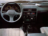 Nissan Patrol GR 5-door (Y60) 1987–97 wallpapers