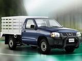 Nissan Pickup Cab Chassis (D22) 2001–08 wallpapers