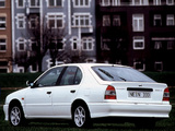 Nissan Primera Hatchback (P10) 1990–95 wallpapers