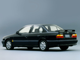 Pictures of Nissan Primera Sedan JP-spec (P10) 1990–95
