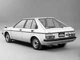 Nissan Pulsar 5-door (N12) 1982–86 pictures