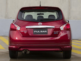 Nissan Pulsar SSS (NB17) 2013 wallpapers