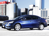 Nissan Pulsar (NB17) 2013 wallpapers