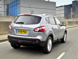 Nissan Qashqai UK-spec 2009 photos