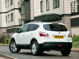 Pictures of Nissan Qashqai UK-spec 2009