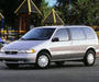 Pictures of Nissan Quest 1996–98