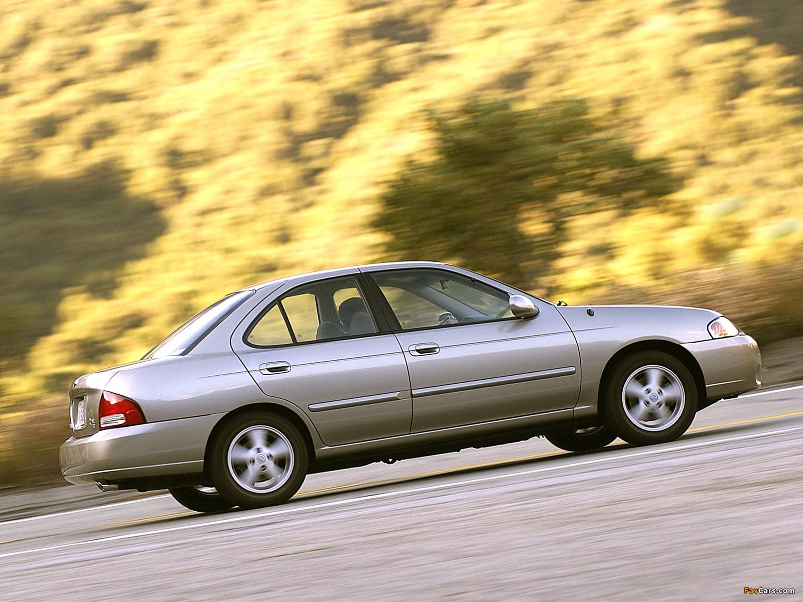 2004 Nissan sentra gxe edmunds