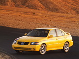 Nismo Nissan Sentra SE-R (B15) 2004–06 wallpapers