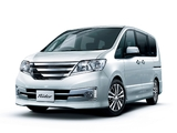 Images of Autech Nissan Serena Rider Perfomance Spec (C26) 2011