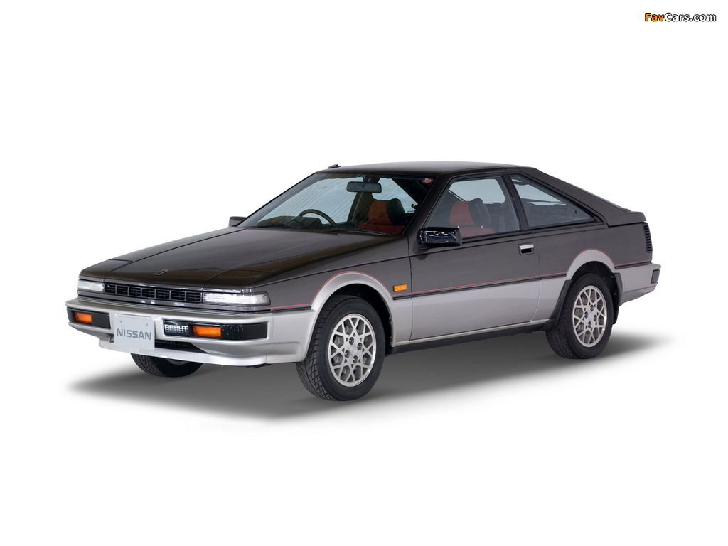 Pictures of Nissan Silvia Liftback (S12) 1983–88 (1024 x 768)