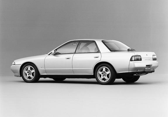Images Of Nissan Skyline Gts T Sedan Hcr32 1991 92