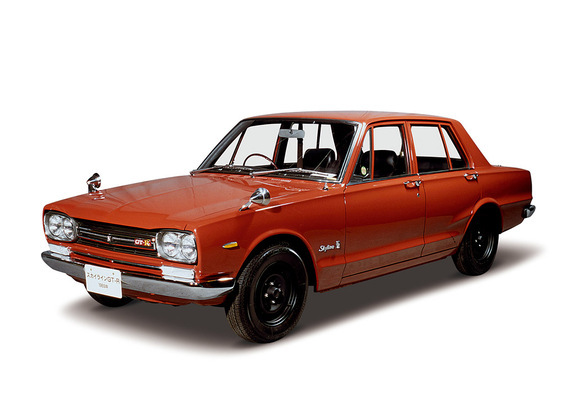 Pictures Of Nissan Skyline 2000gt R Sedan Pgc10 1969 70
