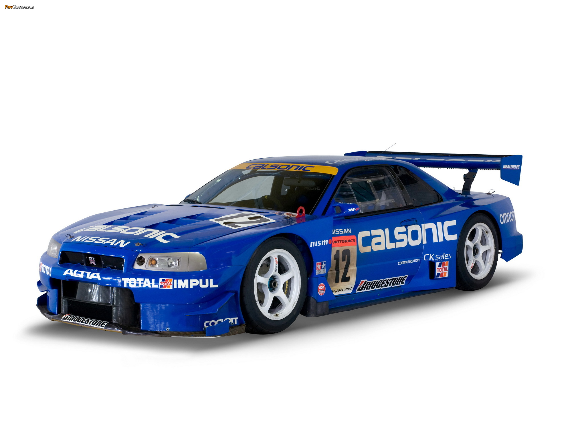 Pictures of nissan skyline gt r jgtc race car bnr34 1999 2003