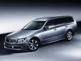 Images of Nissan Stagea (M35) 2001–07