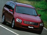 Nissan Stagea (M35) 2001–07 photos