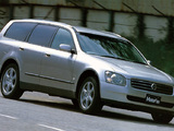Nissan Stagea (M35) 2001–07 wallpapers