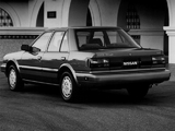 Nissan Stanza Sedan US-spec (T12) 1988–90 images