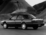 Nissan Stanza SE (U12) 1992 wallpapers