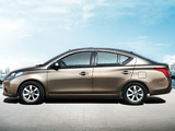 Nissan Sunny (B17) 2011 wallpapers