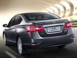 Nissan Sylphy (NB17) 2012 photos