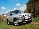 Images of Nissan Terrano II Van UK-spec (R20) 1999–2006