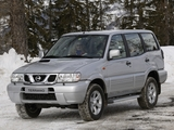 Nissan Terrano II 5-door (R20) 1999–2006 photos