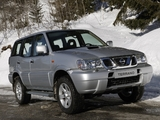Nissan Terrano II 5-door (R20) 1999–2006 wallpapers