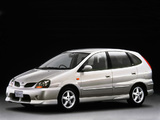 Photos of Nissan Tino (V10) 1998–2003