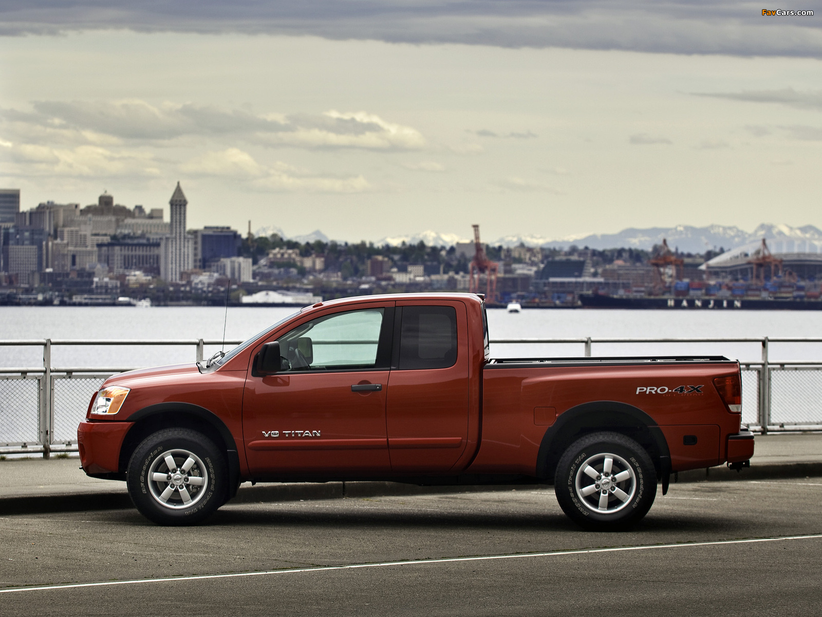 Pictures Of Nissan Titan King Cab 2007 1600x1200