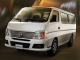 Nissan Urvan Bus (E25) 2007 photos