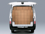 Nissan Urvan Van (E25) 2007 wallpapers