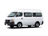 Photos of Nissan Urvan High Roof Bus (E25) 2007