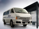 Nissan Urvan Bus (E25) 2007 wallpapers