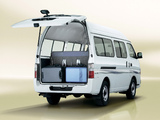 Nissan Urvan High Roof Bus (E25) 2007 wallpapers
