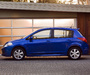 Nissan Versa Hatchback 2009 photos