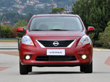 Photos of Nissan Versa Sedan BR-spec (B17) 2011