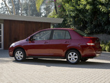 Nissan Versa Sedan 2009–11 wallpapers