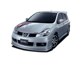Nismo Nissan Wingroad S-Tune (Y12) 2006 wallpapers