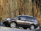 Images of Nissan X-Trail (T31) 2007–10