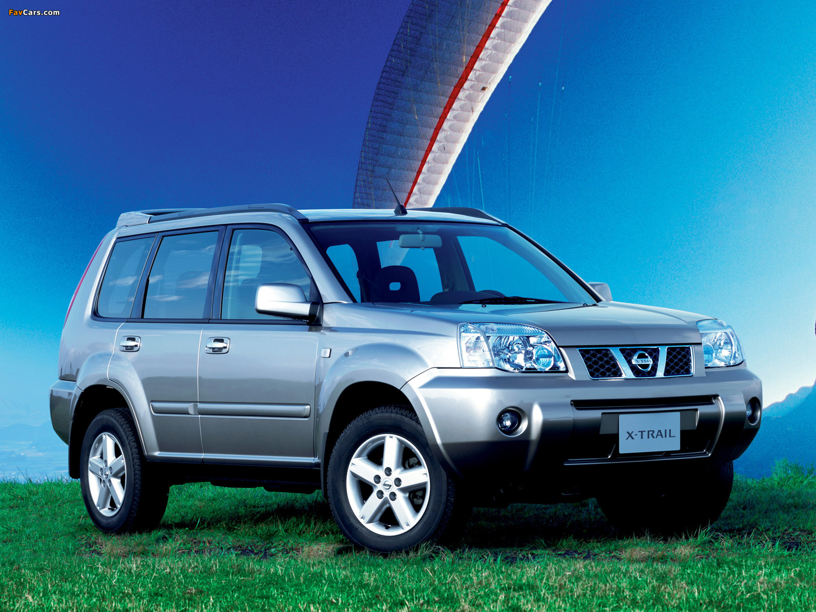 nissan x trail t30 2004 07 wallpapers 1600x1200. Black Bedroom Furniture Sets. Home Design Ideas