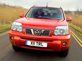 Nissan X-Trail Columbia UK-spec (T30) 2006–07 photos