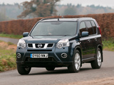 Nissan X-Trail UK-spec (T31) 2010 photos