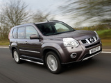 Nissan X-Trail Platinum Edition UK-spec (T31) 2011–12 pictures
