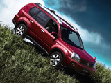 Photos of Nissan X-Trail JP-spec (T31) 2007–10