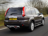 Photos of Nissan X-Trail Platinum Edition UK-spec (T31) 2011–12