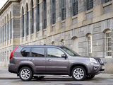 Pictures of Nissan X-Trail Platinum Edition UK-spec (T31) 2011–12